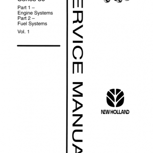 Ford 2600, 2610, 2810 Tractor Service Manual