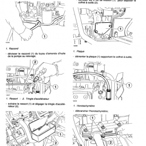 Fiat 33-66, 33-66 Dt Tractor Workshop Service Manual