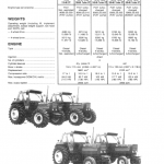 Fiat 115-90, 130-90, 140-90, 160-90, 180-90 Tractor Service Manual