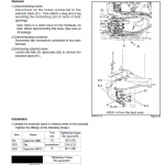 New Holland E30bsr And E35bsr Tier 4 Compact Excavator Service Manual