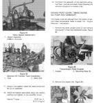 Ford Lgt14d, Lgt16d Lawn Tractor Service Manual