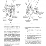 Ford Yt12.5, Yt14, Yt16 And Yt16h Yard Tractor Service Manual