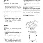 Fiat 466, 566, 666, 766 Tractor Workshop Service Manual