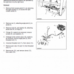 New Holland Ec15, Ec25, Ec35, Ec45 Mini Excavator Service Manual