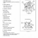 New Holland E45b Sr, E50b Sr, E55b Mini Excavator Service Manual