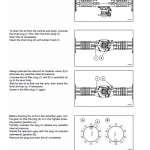 New Holland W50btc, W60btc, W70btc, W80btc Tier 3 Loader Manual