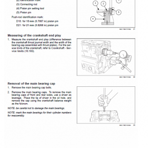 New Holland E18c Mini Excavator Service Manual