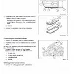 New Holland E265c Evo Excavator Service Manual
