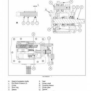 New Holland T3.60f, T3.70f, T3.80f Tractor Service Manual
