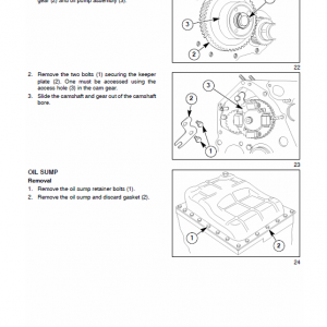 New Holland T1560, T1570 Tractors Service Manual