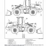 New Holland W170b Tier 3 Wheel Loader Service Manual
