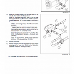 New Holland E305c Evo Excavator Service Manual