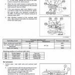 New Holland E35bsr, E39bsr Mini Excavator Service Manual