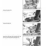 New Holland B110b, B115b Backhoe Loader Service Manual