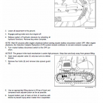 New Holland D150c Stage 3b Crawler Dozer Service Manual