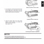 New Holland E55bx Tier 4 Compact Excavator Service Manual