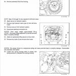 New Holland D125c Tier 2 Crawler Dozer Service Manual