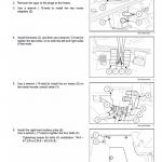New Holland E26c Mini Excavator Service Manual