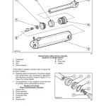 New Holland Lb90, Lb110 Backhoe Loaders Service Manual