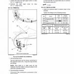 New Holland E50 Compact Excavator Service Manual