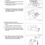 New Holland E60c Mini Excavator Service Manual