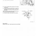 New Holland U80c Tractor Backhoe Service Manual