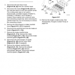 New Holland E27b Tier 3 Compact Excavator Service Manual