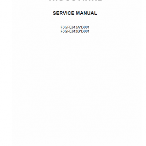 Cursor 11 Tier 4b (final) And Stage Iv Engine Service Manual
