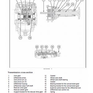 New Holland T4.55s, T4.65s, T4.75s Tractor Service Manual