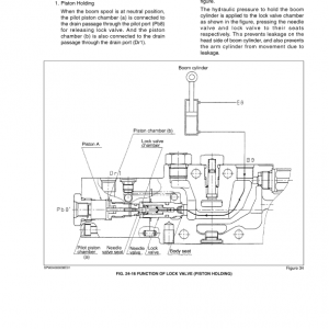 New Holland Eh27.b Excavator Service Manual