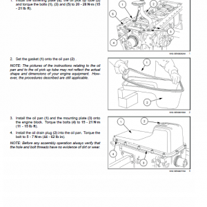 New Holland Engines F4ce/de/he Nef Tier 3 Service Manual