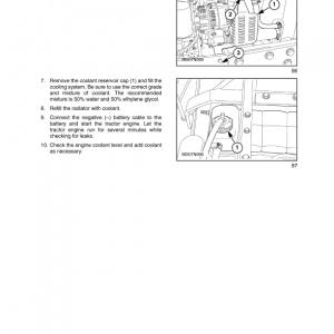 New Holland Tv6070 Tractor Service Manual