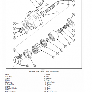 New Holland T6040, T6050, T6060, T6070 Tractor Service Manual