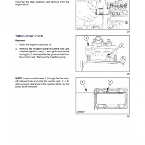 New Holland Tc48da, Tc55da Tractor Service Manual