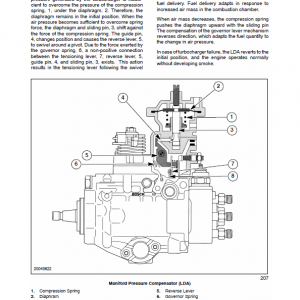 New Holland Tk90a, Tk90ma, Tk100a Tractor Service Manual