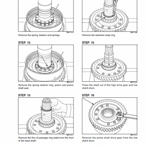 New Holland T9010, T9020, T9030, T9040, T9050, T9060 Tractor Service Manual