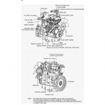 New Holland Eh50.b Excavator Service Manual