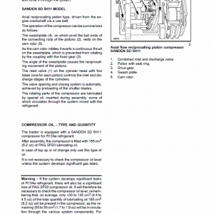 New Holland Tn80f, Tn90f, Tn95f Tractor Service Manual