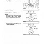 New Holland Tc35a, Tc35da, Tc40a Tractor Service Manual