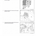 New Holland T8.275, T8.300, T8.330, T8.360, T8.390, T8.420 Tractor Service Manual