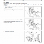 New Holland L223, L225, C232 Skidsteer Loader Service Manual