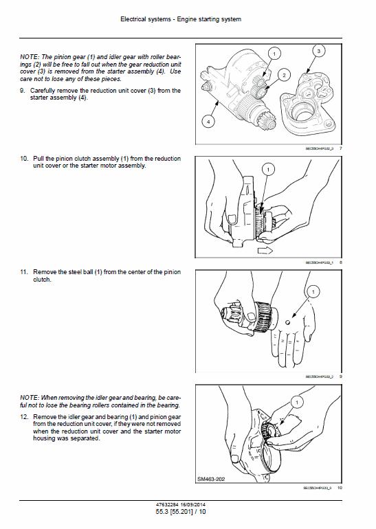 Ism Tier 4 Engine Service Repair Manual