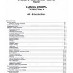 Challenger MT945B, MT955B, T965B, MT975B Tractor Workshop Manual