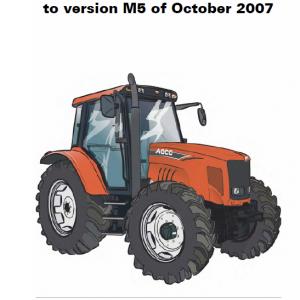 AGCO LT75A, LT85A, LT90A, LT95A Tractor Manual