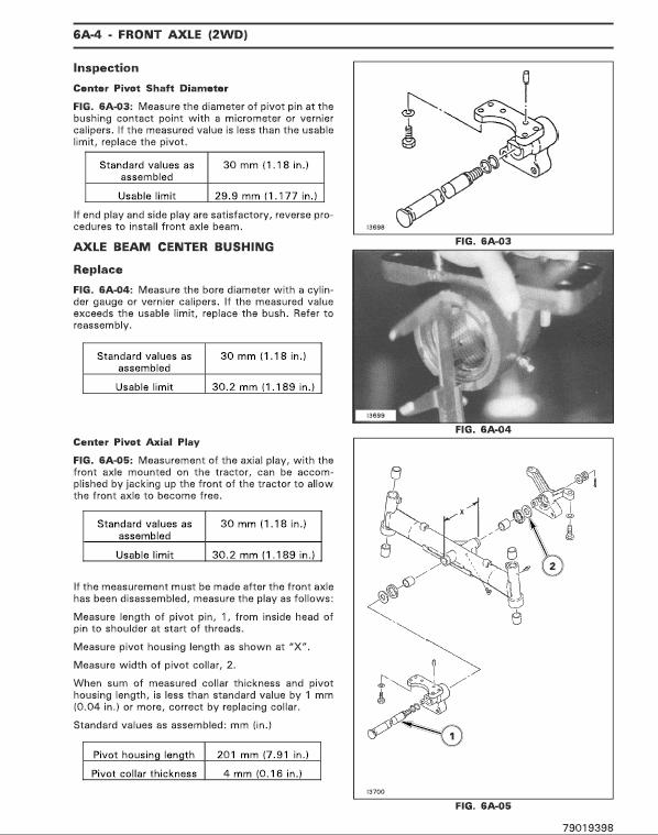 [ZSVE_7041]  Massey Ferguson 1240, 1250, 1260 Tractor Service Manual | 1250 Ferguson Tractor Wiring Diagram |  | The Repair Manual