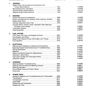 Case 680K Loader Backhoe Service Manual