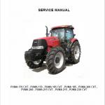 Case Puma 170, 185, 200, 215, 230 Tractor Service Manual