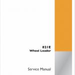 Case 821E Wheel Loader Service Manual