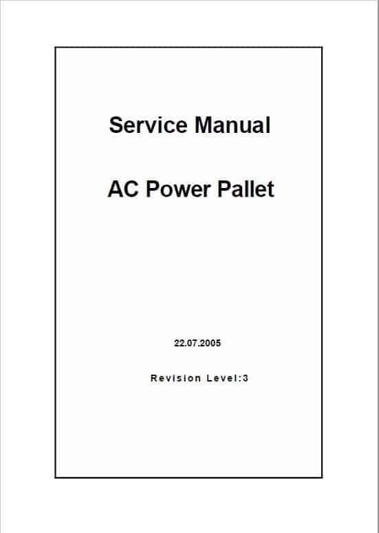 CAT NPP13M, NPP16M, NPP20M,NPP20MR dACi-TA Stacker Service Manual