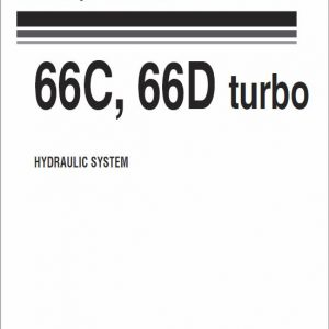Komatsu 66C, 66D Turbo Wheel Loader Service Manual
